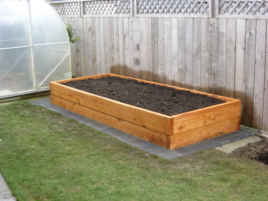 Diy Raised Garden Beds Nz Container Gardening Ideas